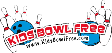 FREE bowling for kids this sum...